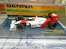 F1 McLAREN Honda MP4/4 #12 Senna Winner San Marino 1988 GP Minichamps 1:43