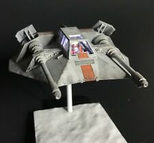 PRO BUILT 1/48 Scale Rebel Snowspeeder With FULL LIGHTING Prop Replica Star Wars