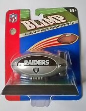 Oakland Raiders NFL American Football Field Display Stand Toy Blimp