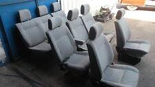 VW T4 Caravelle Sitzgruppe Inka KOMPLETT (8 Sitze) / Bj. 1998