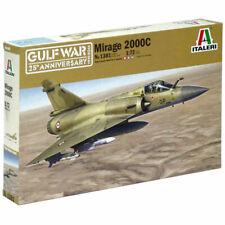 Italeri 1381 Mirage 200C 1:72 Aircraft Model Kit
