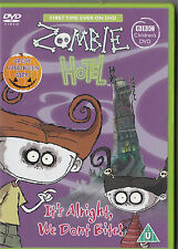 ZOMBIE HOTEL ITS ALRIGHT WE DONT BITE DVD KIDS