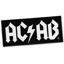 Aufkleber Sticker ACAB Punk Hool Streetfight Polizei NEU move2be