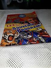 Ringling Bros. and Barnum & Bailey 133rd Edition Souvenir