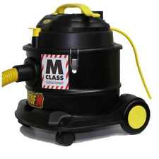 M Class MCLASS Dust Extractor Hoover Vacuum Cleaner 110V  SITE APPROVED