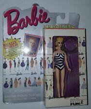 1995 Barbie Schlüsselanhänger , Keychain , Ponytail Barbie blond , NRFB