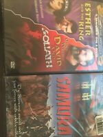 Samurai dvd PLUS Esther the King/ David and Goliath