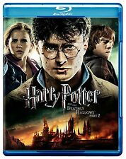 Harry Potter and the Deathly Hallows, Part 2 Blu-ray Disc (single disc)