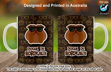 Dogue De Bordeaux Hipster Dog Cute Cool Good Tea Coffee Mug Christmas Funny gift