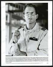 AIR AMERICA-8X10 B&W PHOTO-DAVID MARSHALL GRANT FN