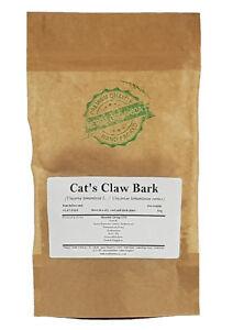 Cat's Claw Bark - Uncaria Tomentosa L # Herba Organica # uña de gato, vilcacora