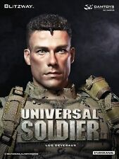 Damtoys Blitzway 1/6 UNIVERSAL SOLDIER Jean Claude Van Damme Luc Deveraux DMS002