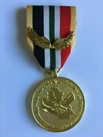 IRAQ COMMITMENT MEDAL (MILITARY VERSION)