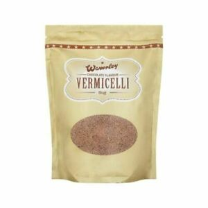 Waverley Chocolate Flavour Vermicelli 1kg Pack