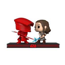 Rey & Praetorian Star Wars Movie Moments the Last Jedi Funko pop Bobble #264