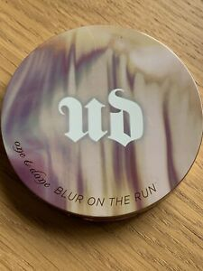 Urban Decay Naked Skin One & Done Blur On The Run Touch-Up & Finishing Balm 7.4g