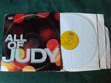ALL OF JUDY (GARLAND) - 3 x LP set 1970 USA pressing TELEBRITY 1228 - 39 tracks