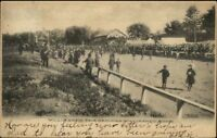 Willimantic CT Fair Grounds c1905 Postcard