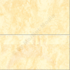 Marmorkuverts DIN lang 100 Kuverts gelb