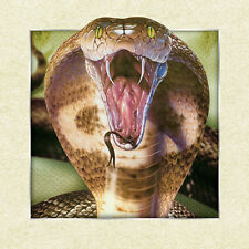 Big Cobra Lenticular 3D Picture Animal Poster Painting Home Decor Wall Art Decor