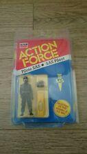 VINTAGE ACTION FORCE ACTION MAN S.A.S. PILOT MOC carded unpunched