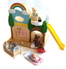 SYLVANIAN FAMILY House playset, figures, babies, accessories & furniture