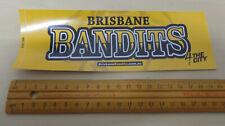 2018/19 Brisbane Bandits Sticker - Australian Baseball League