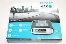 ESCORT MAX 360c Bluetooth Built in WiFi SmartCord USB Radar Laser Detector