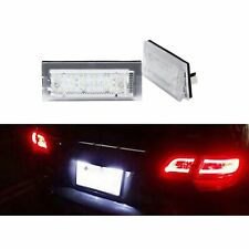 Lighting Plate LED BMW Series 5 E39 Touring 1/1997-5/2004 Plate Lights White