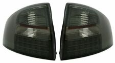 Smoked finish LED tail rear lights for AUDI A6 saloon sedan C5 4B 1 / 97-1 / 05