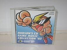 Hudson's CD Game Music Collection '93 Turbografx 16 PROMOTIONAL