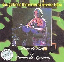 Dos Guitarras Flamencas En America Latina by Paco de Lucía (CD, Jun-1994,...