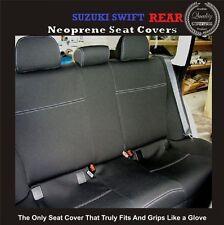 SUPERIOR SUZUKI SWIFT REAR NEOPRENE WATERPROOF ANTI-UV WETSUIT CAR SEAT COVER