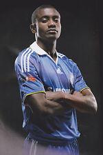 CALCIO FOTO > SALOMON KALOU Chelsea 2008-09