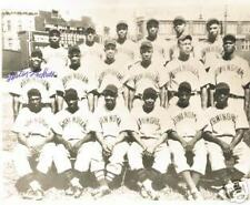 LESTER LOCKETT NEGRO LEAGUE BASEBALL PLAYER  AUTOGRAPHED 8 X 10 PHOTO