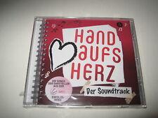 HAND AUFS HERZ/SOUNDTRACK/SAT 1 ERFOLGSSERIE(WE LOVE MUSIC/2768883)CD ALBUM