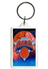 NEW YORK KNICKS NOVELTY PHOTO BASKETBALL KEYCHAIN