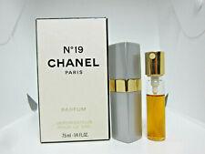 Chanel No 19 7.5 ml 0.25 oz parfum perfume 18Dec31-T