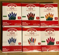 String Lights 100 Count (Choose Color)