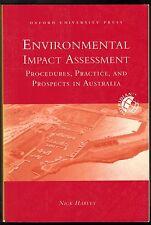 Environmental Impact Assessment...Procedures, Practice, & Prospects in Australia