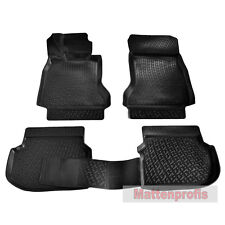 3d TAPPETINI IN GOMMA TAPPETINI in GOMMA per BMW 5er f11 Touring Station Wagon dal BJ. 2010 - 2013