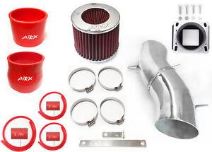 AirX Racing For 1991-1999 Nissan Sentra 1.6L L4 Air Intake System Kit + Filter
