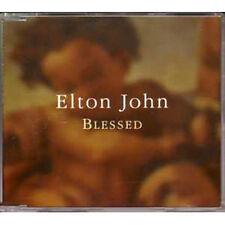 MAXI CD Elton JOHN Blessed 3-track jewel case AUSTRALIA