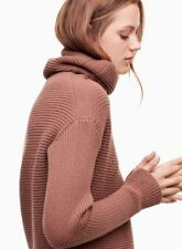 Aritzia Babaton Mika Sweater - Nutmeg - XS