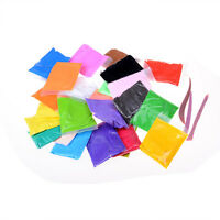24 Color Soft Polymer Clay Plasticine DIY Toy Modelling Moulding Kid fashionVE