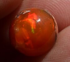 5ct MEXICAN 100% NATURAL MATRIX BOULDER INTENSE MATRIX FIRE OPAL GEM 4 JEWELRY