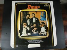 CED Videodisc Diner Kevin Bacon 1982