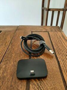 Genuine OEM Apple iPhone Lightning Dock - Black