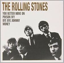 """Rolling Stones You Better Move on Poison Ivy Money 7"""" EP RSD 2014"""