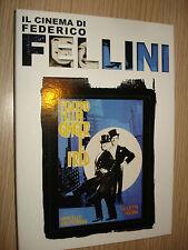 DVD N° 10 IL CINEMA DI FEDERICO FELLINI GINGER E FRED EDITO DA PANORAMA
